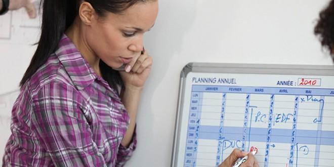 Comment choisir un tableau de planning?