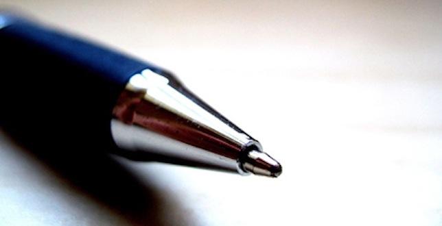 Le stylo, la star du bureau