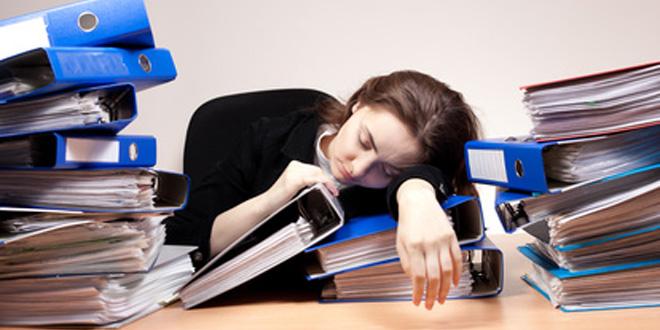 Famille + Travail = Moins de sommeil