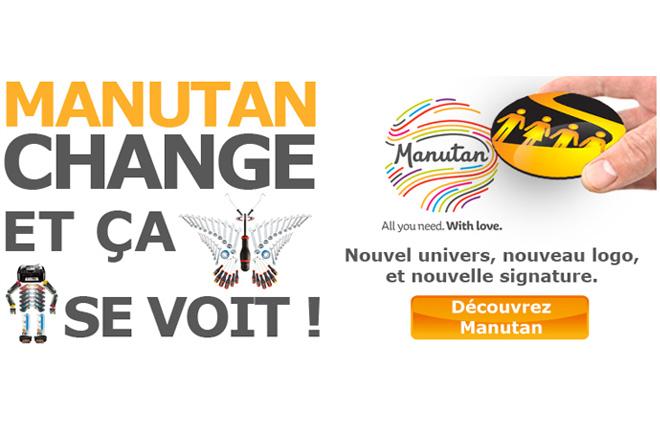 Manutan.fr s'offre un lifting réussi !