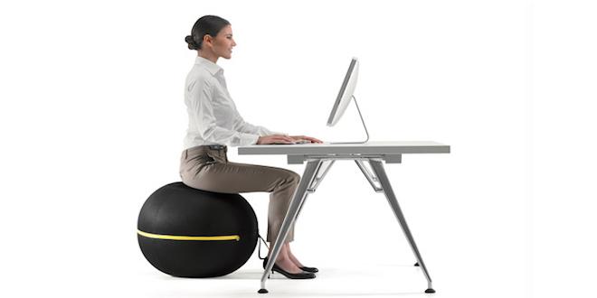 Faîtes une pause gym sans quitter votre bureau !