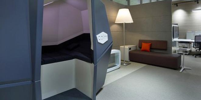 Une capsule de relaxation au travail : rêve ou réalité ?
