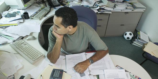 5 astuces pour mieux s'organiser au bureau