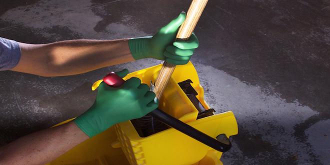 GreeN-DEX™, le premier gant biodégradable pour protéger l'environnement