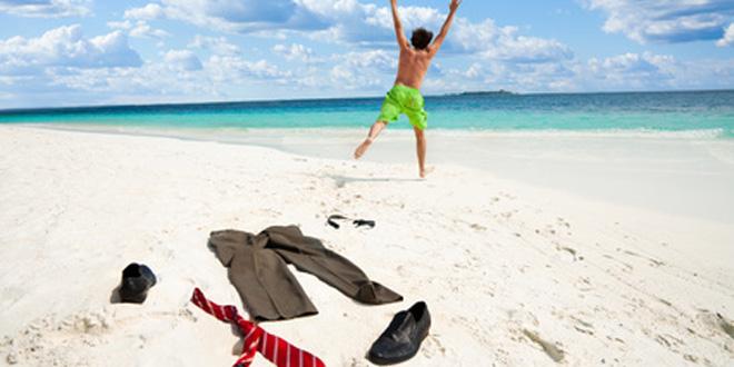 Dirigeant de PME, ne faîtes pas l'impasse sur les vacances !