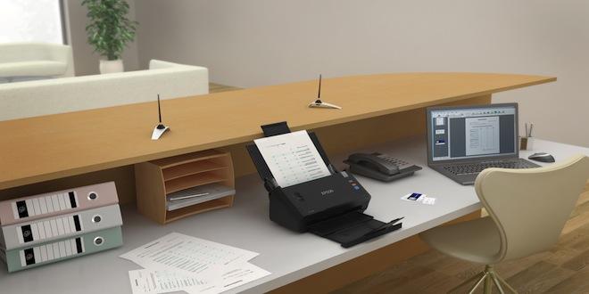 Epson lance une nouvelle série de scanners professionnels