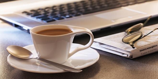 1 salarié sur 2 serait prêt à renoncer au café au bureau