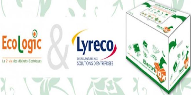 Lyreco et Ecologic lancent l'ELECTRIBOX